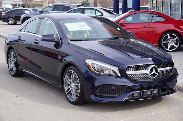 new 2017 mercedes benz cla cla 250 sport coupe in omaha cla284 mercedes benz of omaha. Black Bedroom Furniture Sets. Home Design Ideas